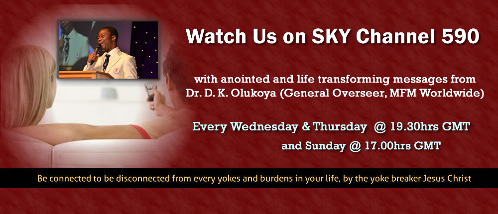 Year of Dominion Favour & Divine Acceleration